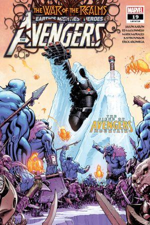 Avengers (2018) #19