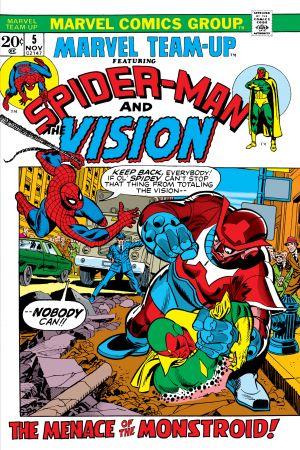 Marvel Team-Up (1972) #5