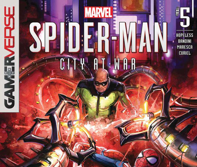Marvel's Spider-Man: City at War #5