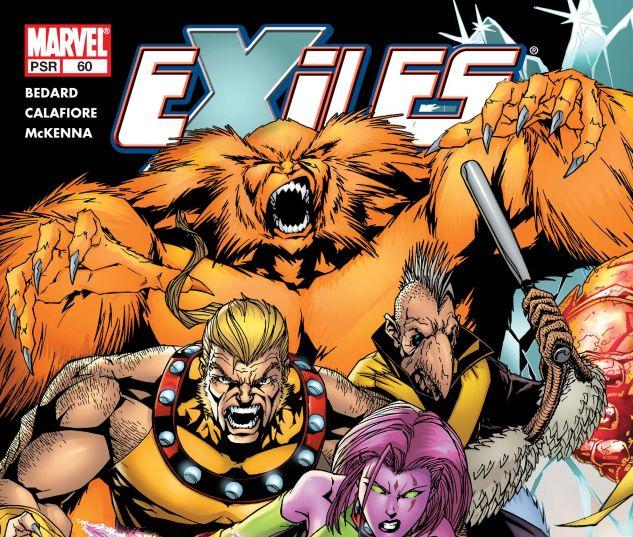 EXILES (2001) #60