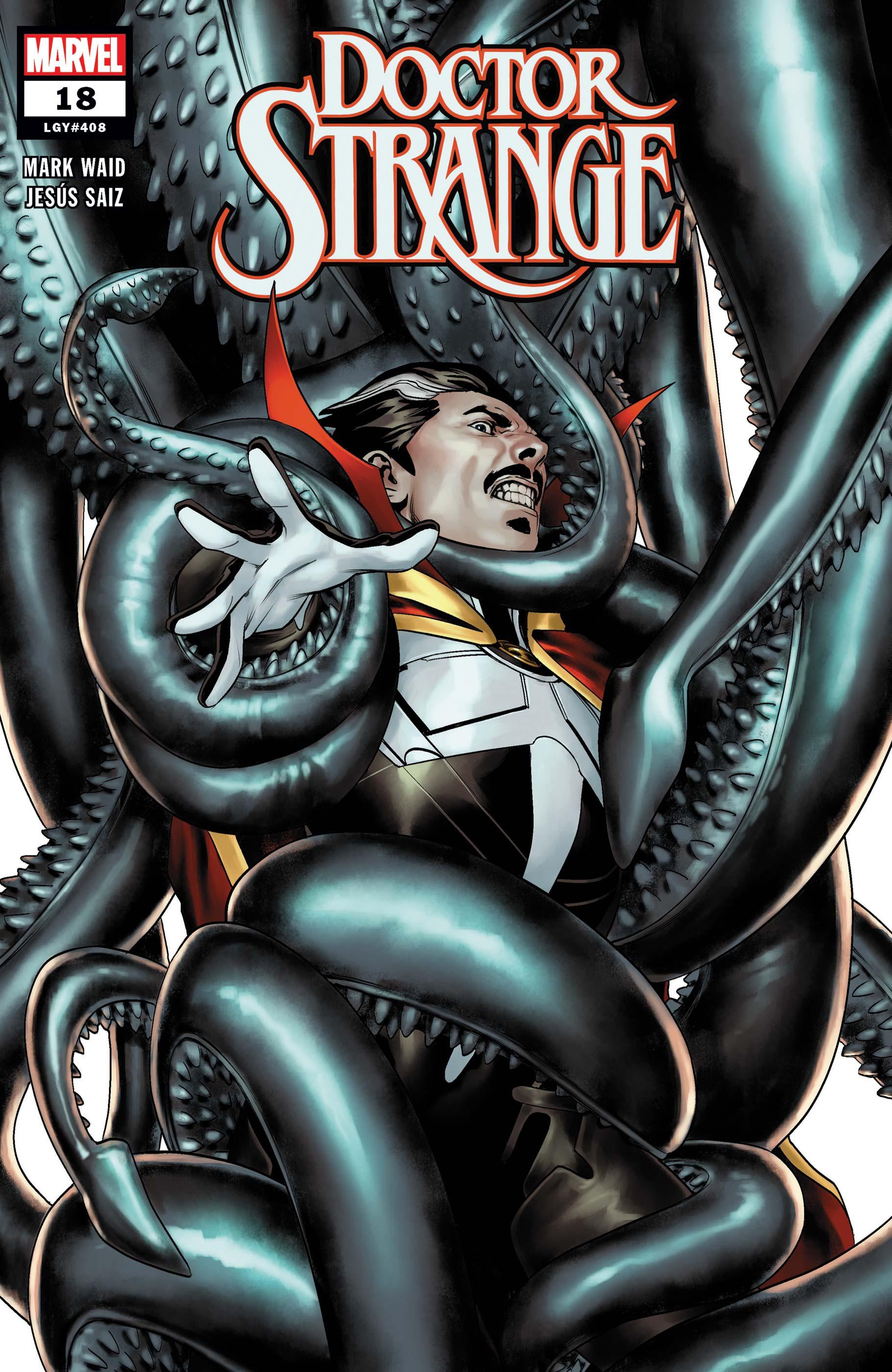 Doctor Strange (2018) #18