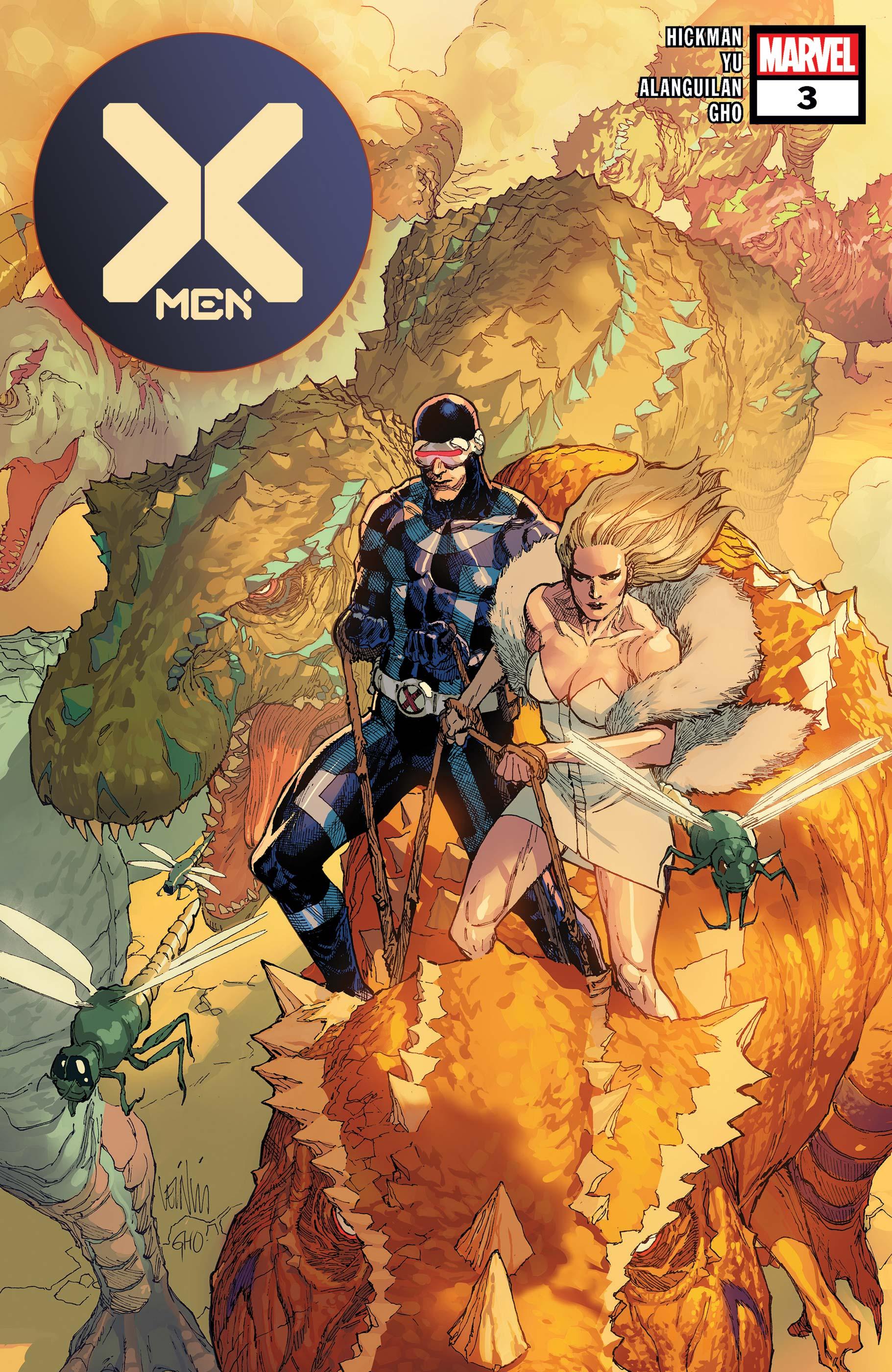X-Men (2019) #3