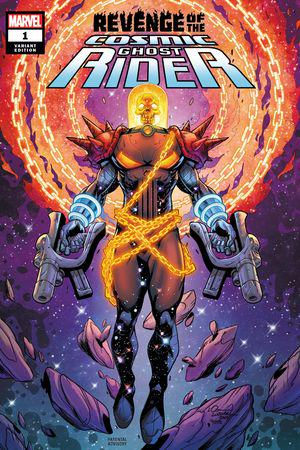 Revenge of the Cosmic Ghost Rider (2019) #1 (Variant)