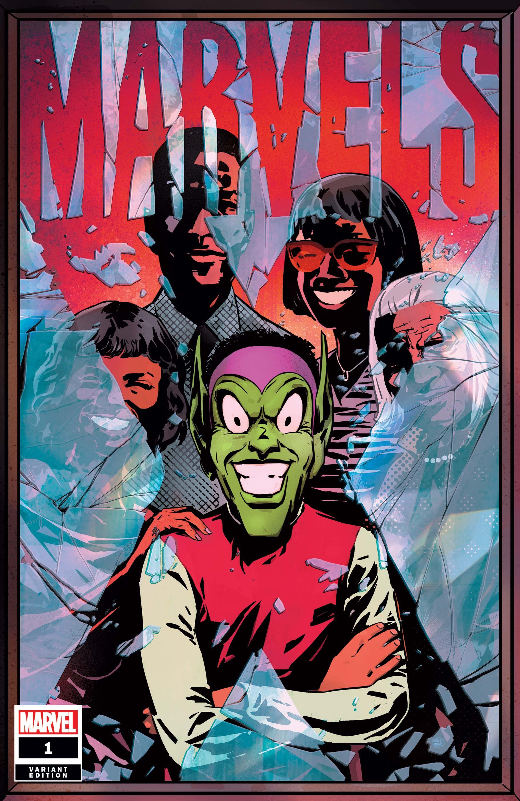 Marvels X (2020) #1 (Variant)