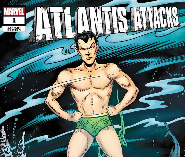 Atlantis Attacks #1