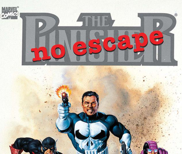 THE PUNISHER: NO ESCAPE 1 #1
