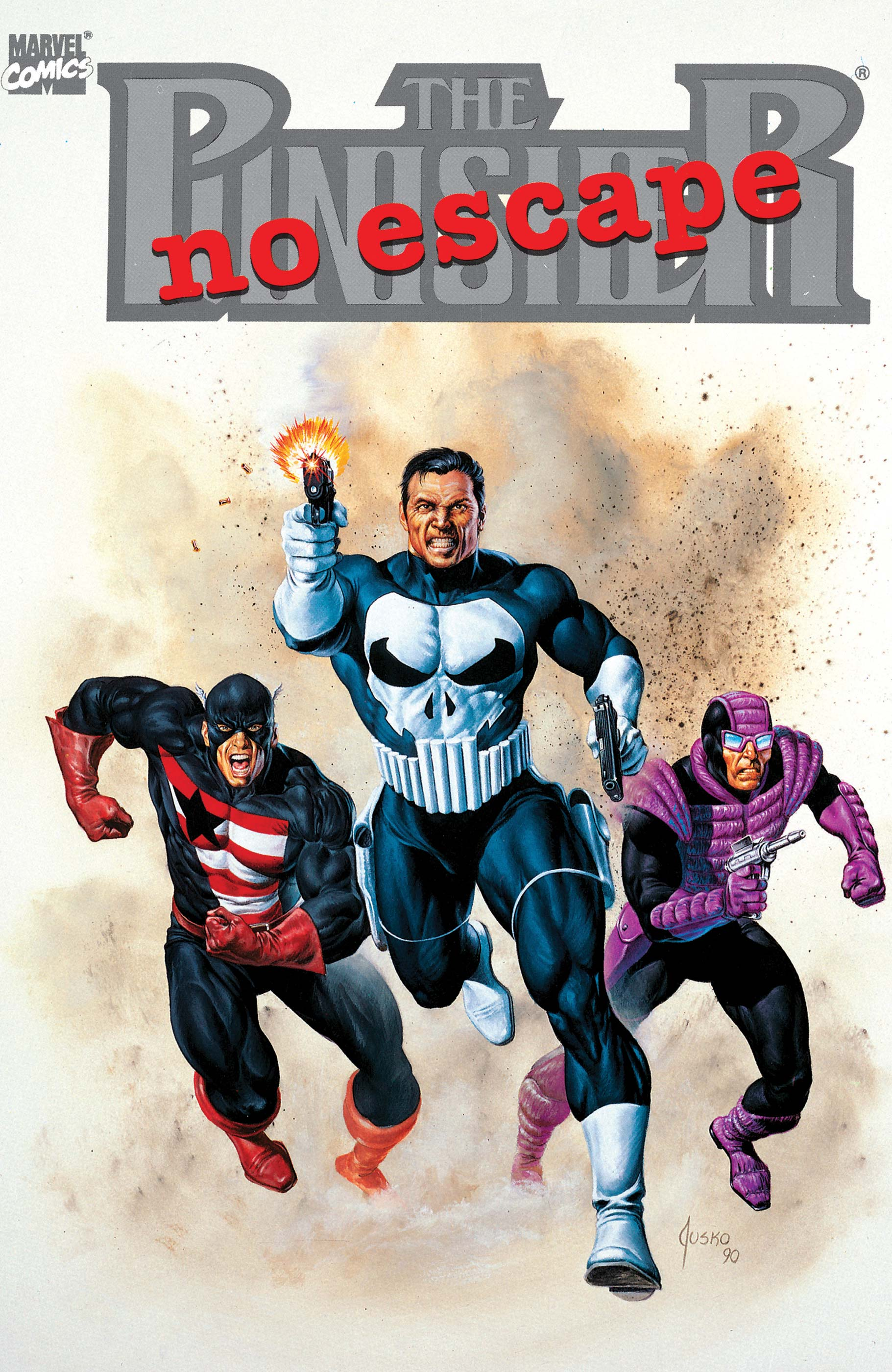 The Punisher: No Escape (1990) #1