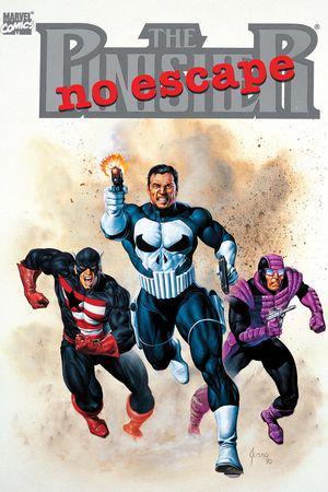 The Punisher: No Escape #1