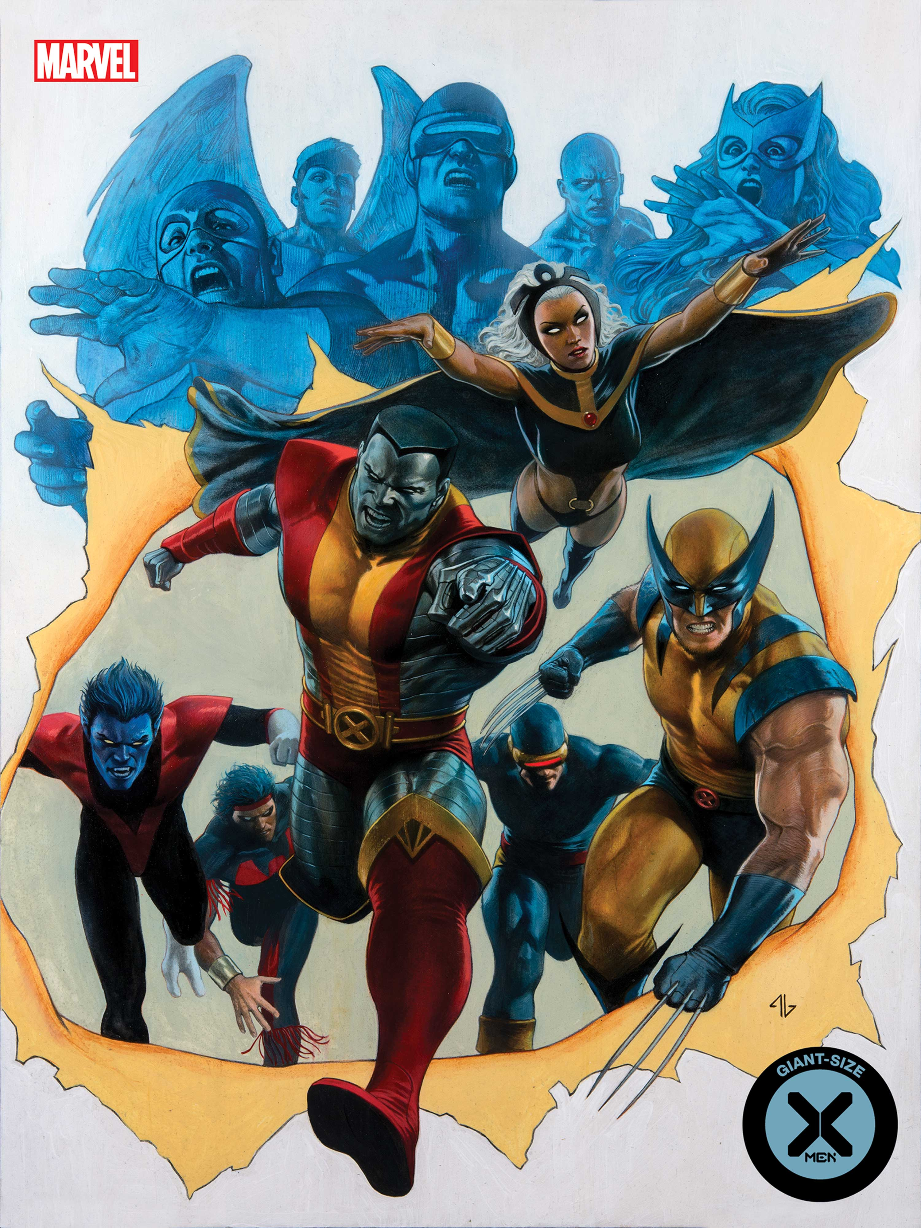 GIANT-SIZE X-MEN: TRIBUTE TO WEIN & COCKRUM 1 (2020) #1