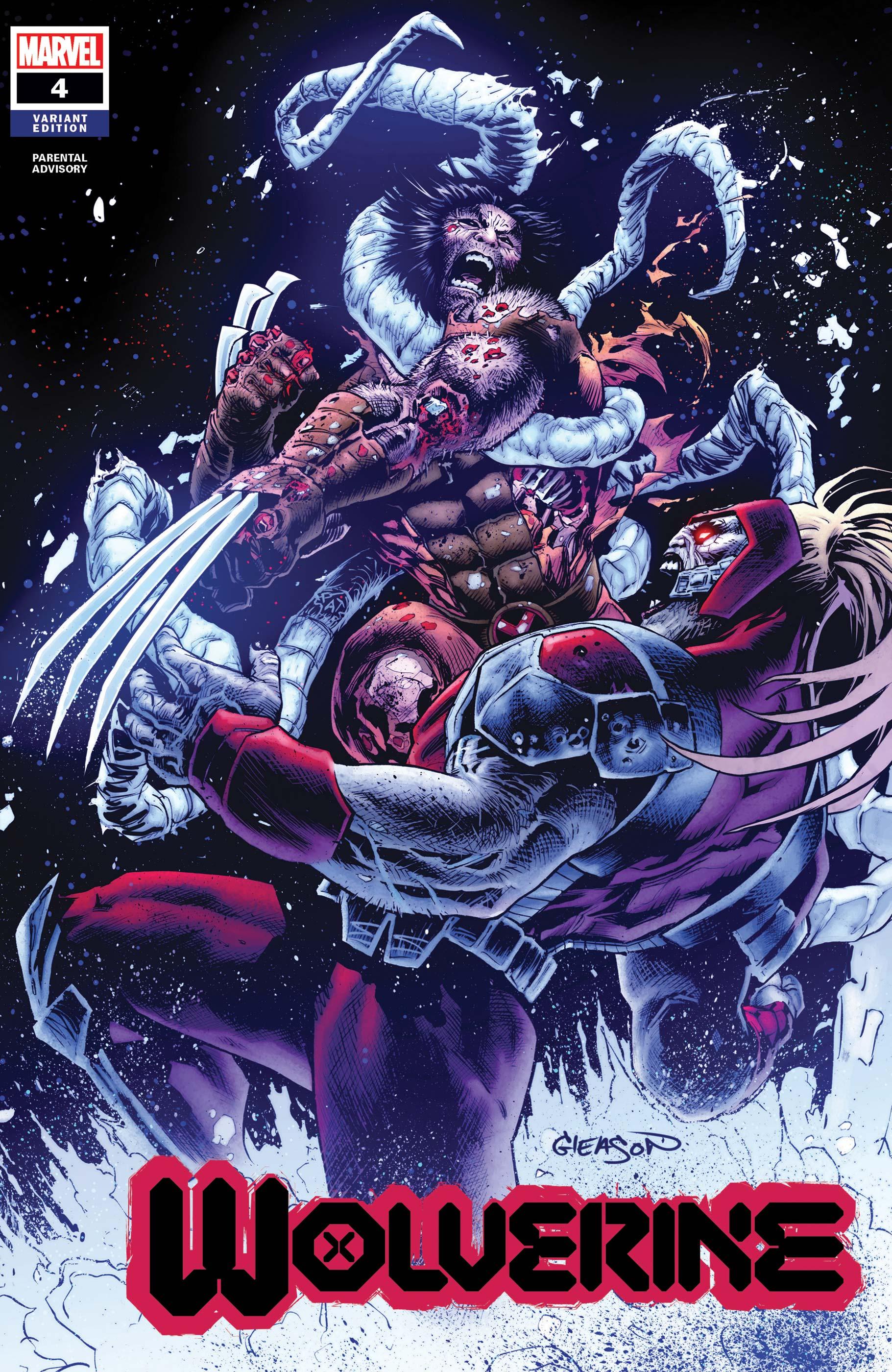 Wolverine (2020) #4 (Variant)