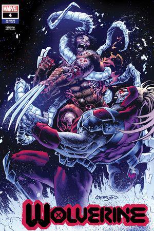 Wolverine #4  (Variant)