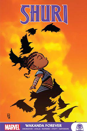 Shuri: Wakanda Forever (Trade Paperback)