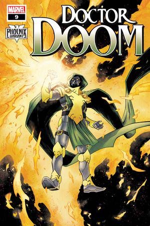 Doctor Doom (2019) #9 (Variant)