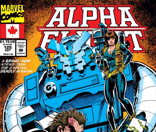 Alpha Flight #125