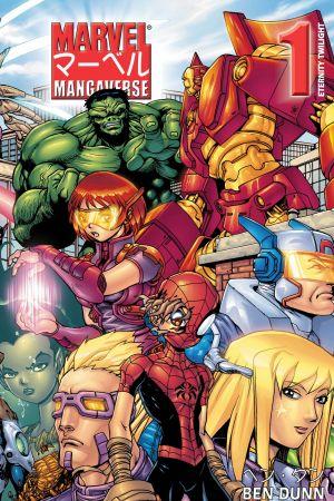 Marvel Mangaverse: Eternity Twilight #1