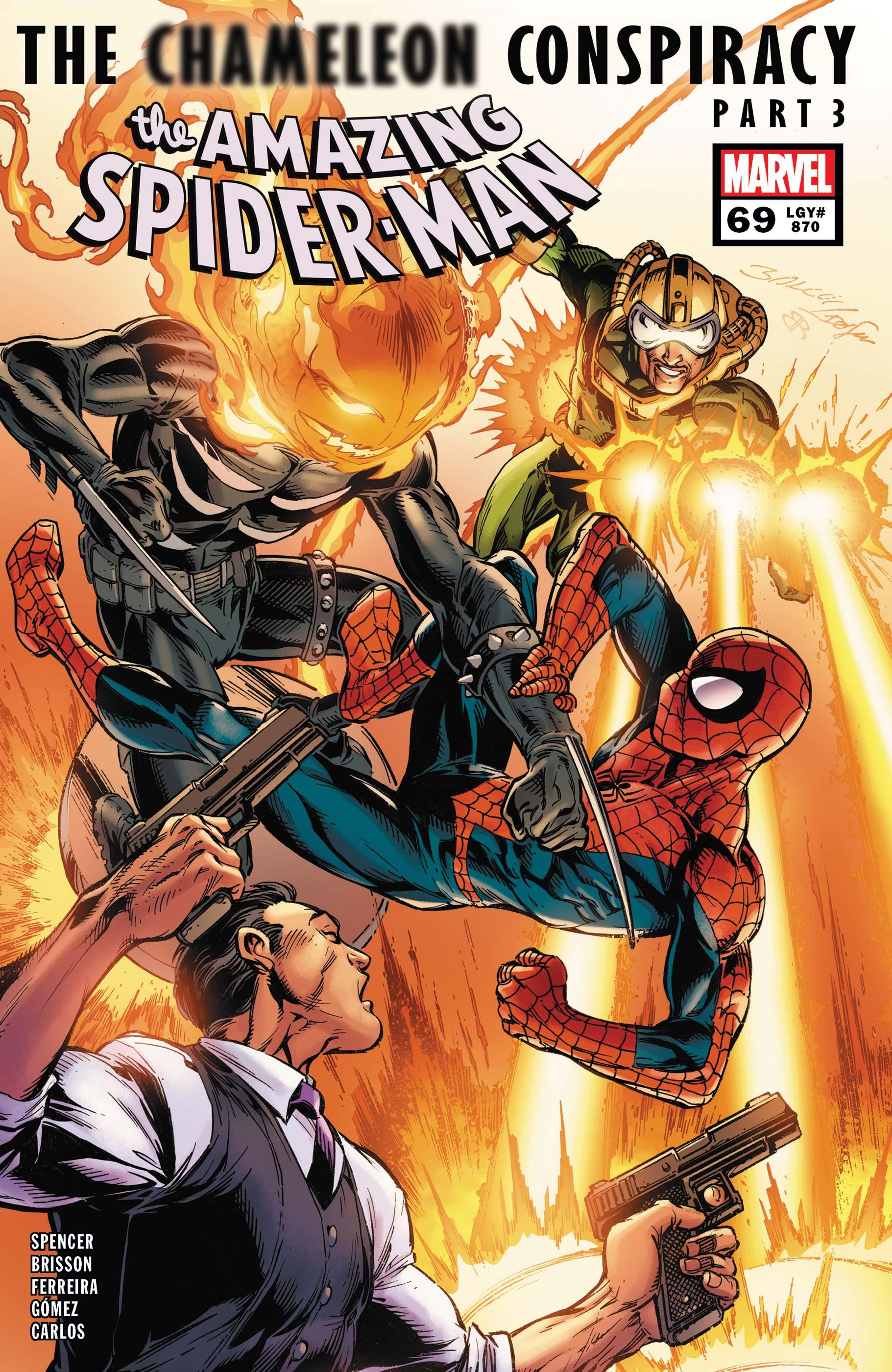 The Amazing Spider-Man (2018) #69