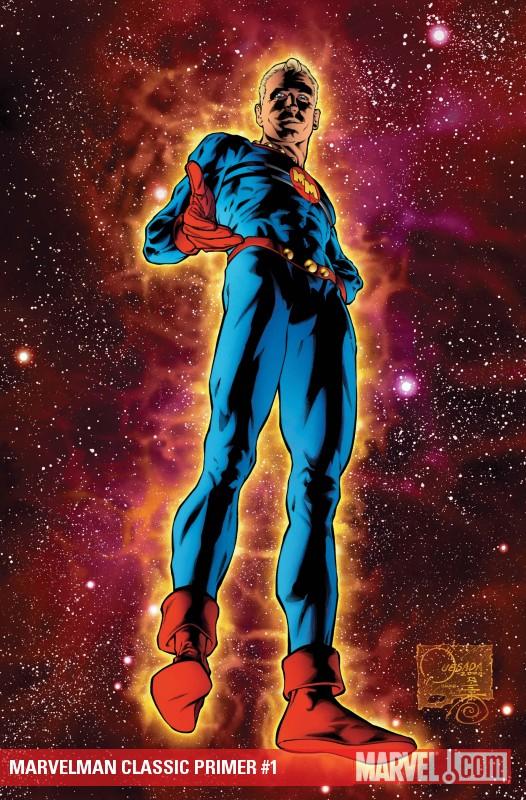 Marvelman Classic Primer (2010) #1