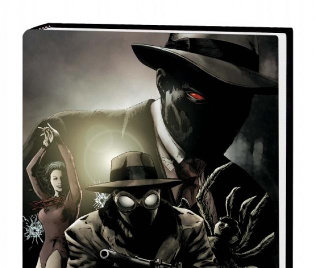 Spider-Man Noir: Eyes Without a Face (Hardcover)