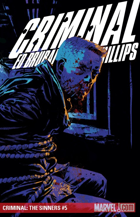 Criminal: The Sinners (2009) #5