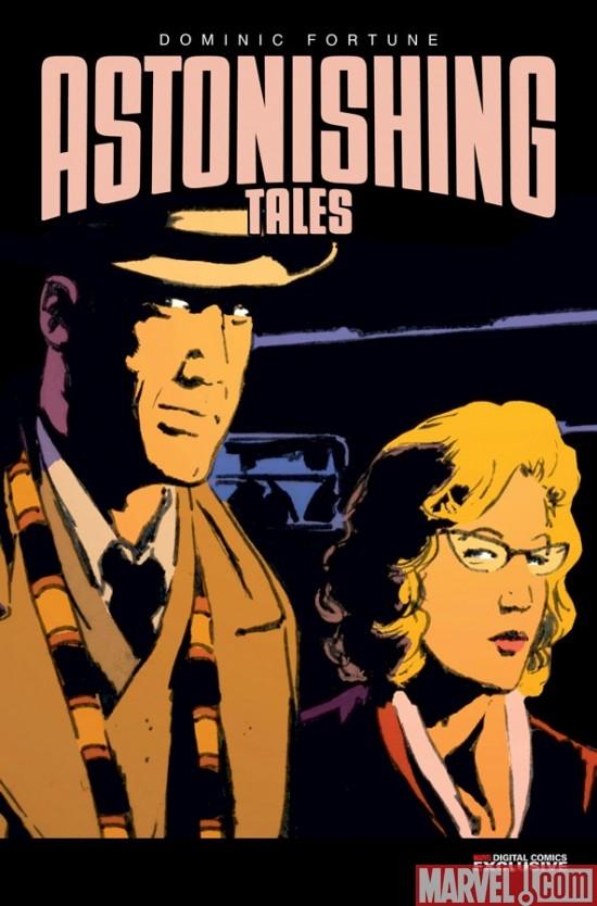 Astonishing Tales (2009) #3