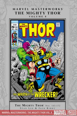 Marvel Masterworks: The Mighty Thor Vol. 8 (Hardcover)