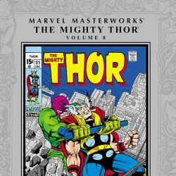 MARVEL MASTERWORKS: THE MIGHTY THOR VOL. 8 #0