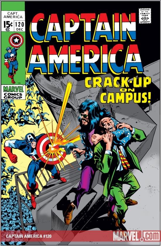 Captain America (1968) #120