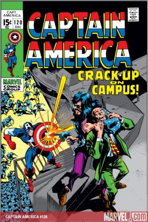 Captain America #120
