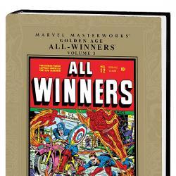 MARVEL MASTERWORKS: GOLDEN AGE ALL-WINNERS VOL. 3 #1