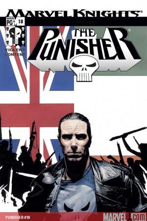 Punisher (2001) #18