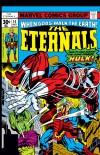 ETERNALS (1995) #14 COVER