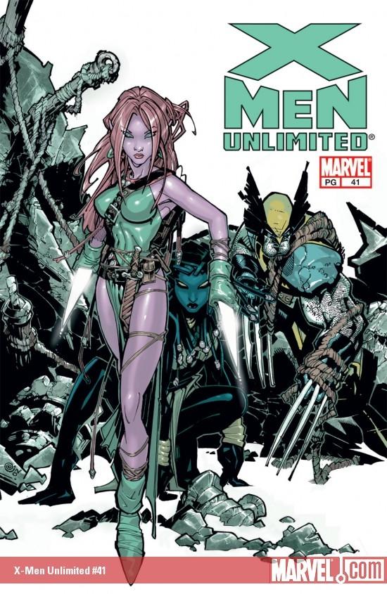 X-Men Unlimited (1993) #41