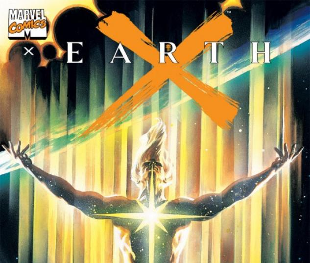 EARTH X COVER
