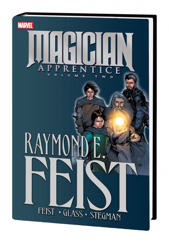 Magician Apprentice Vol. 2 (Hardcover)