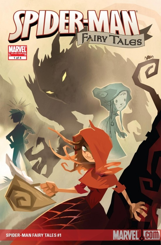 Spider-Man Fairy Tales (2007) #1