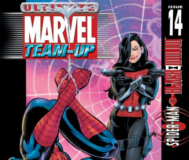 Ultimate Marvel Team-Up #14