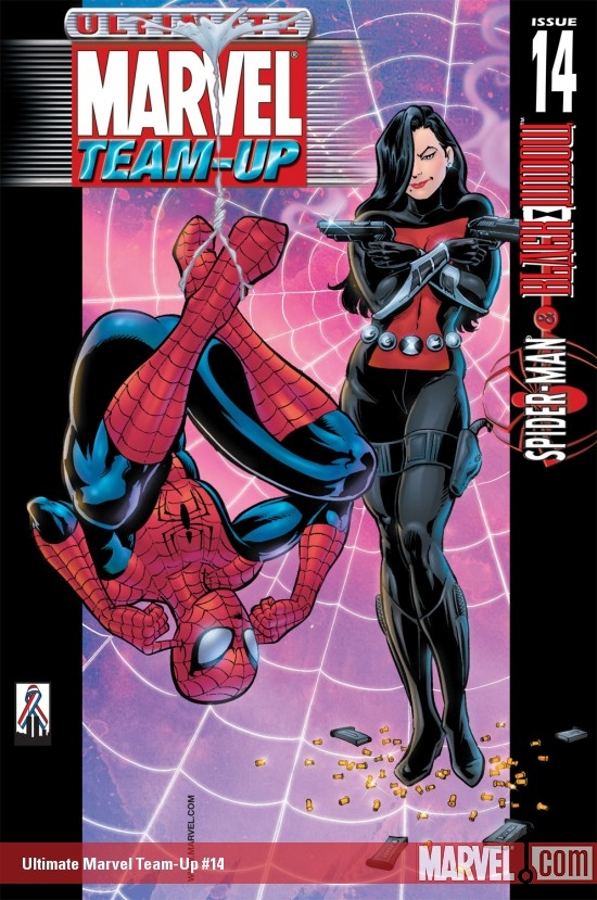 Ultimate Marvel Team-Up (2001) #14