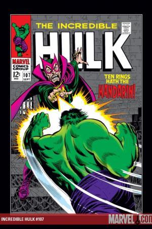 Incredible Hulk #107
