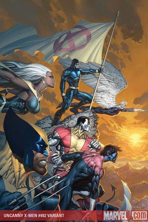 Uncanny X-Men (1963) #492 (Variant)
