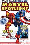 MARVEL SPOTLIGHT (2008) #15 COVER