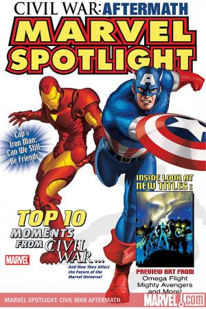 Marvel Spotlight (2005) #15