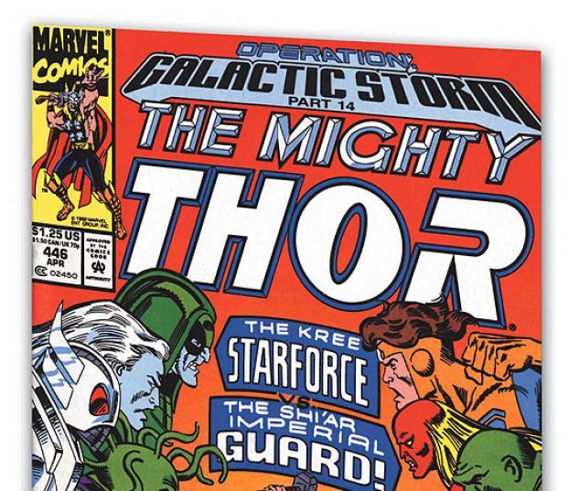 Avengers: Galactic Storm Vol. 2 (Trade Paperback)
