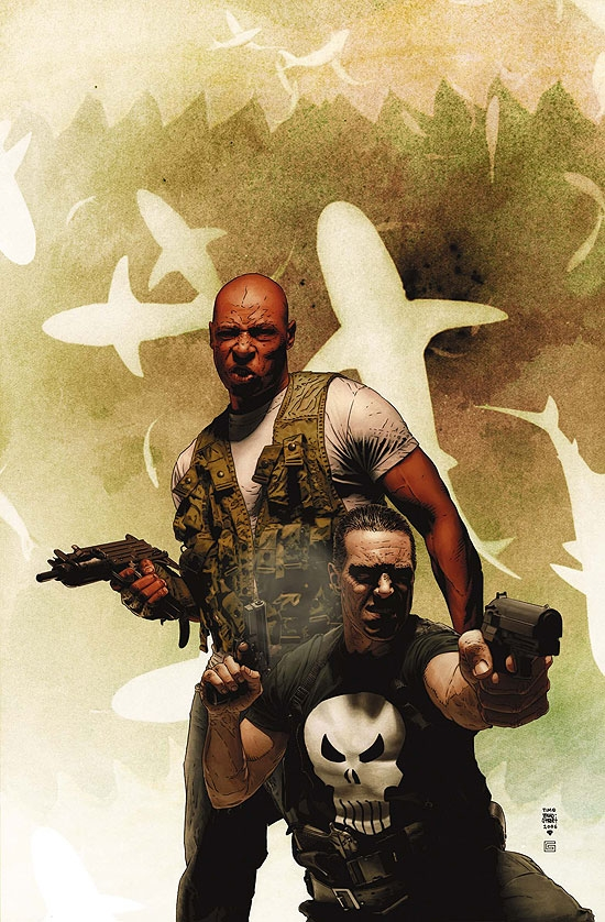 Punisher Max (2004) #36