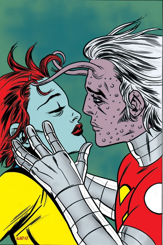 X-Statix Presents: Dead Girl (2006) #4