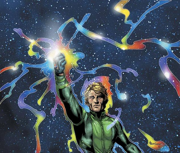 DOCTOR SPECTRUM (2006) #6 COVER