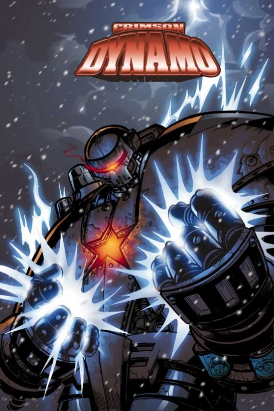 Crimson Dynamo (2003) #3