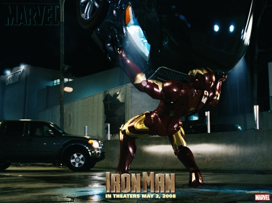 Iron Man Movie: Iron Man #11