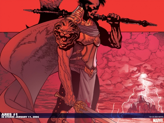 Ares (2006) #1 Wallpaper
