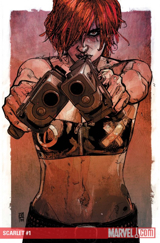 Scarlet (2010) #1