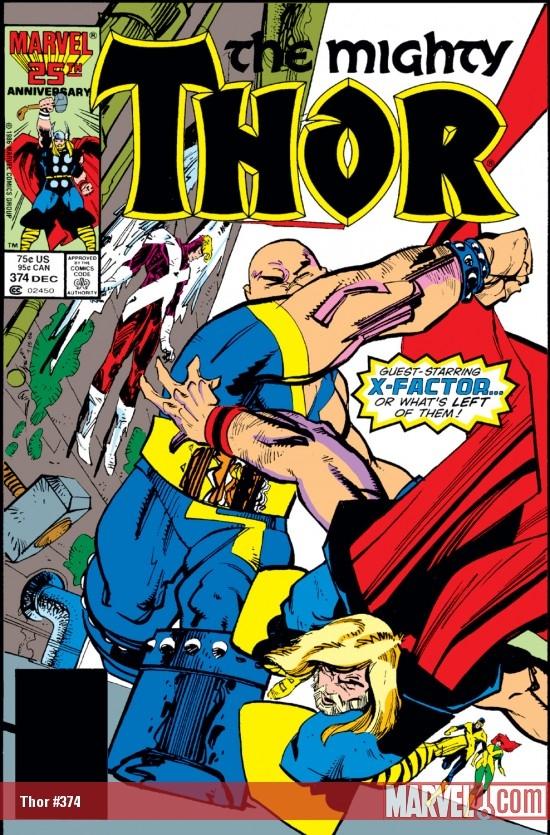 Thor (1966) #374